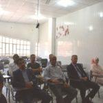 الأستاذ الدكتور عامر باهر مشرفًا على رسالة ماجستير في كلية التربية الأساسية بجامعة الموصل